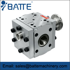 New type standard melt pump ZB-B
